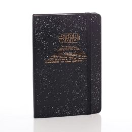 Moleskine Limited Edition Star Wars Large Plain Notebook