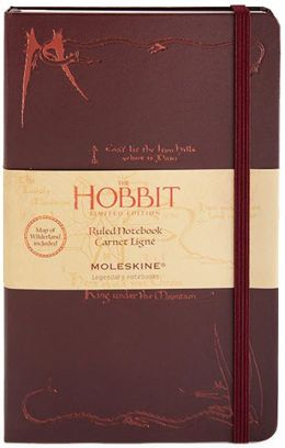 Moleskine Limited Edition Hobbit Notebook Ruled Large