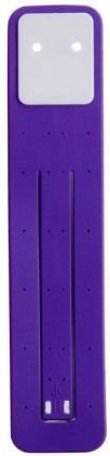 Moleskine Brilliant Violet Rechargeable Booklight
