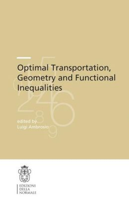 Optimal Transportation, Geometry and Functional Inequalities