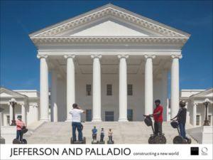 Jefferson and Palladio: Constructing a New World