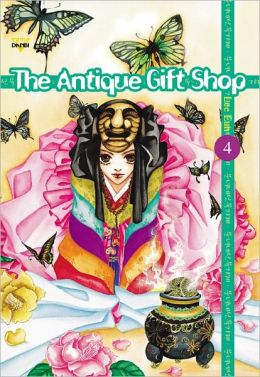 The Antique Gift Shop, Vol. 4