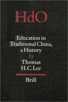 Education in Traditional China: A History
