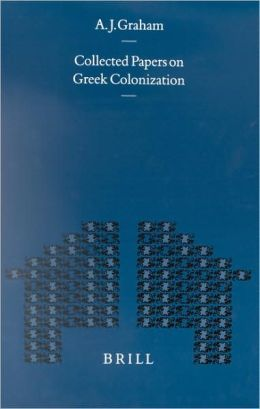 Collected Papers on Greek Colonization