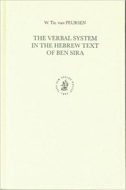 The Verbal System in the Hebrew Text of Ben Sira