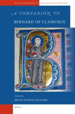 A Companion to Bernard of Clairvaux