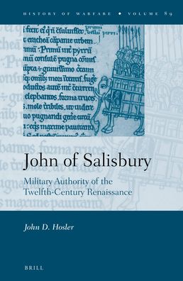John of Salisbury: Military Authority of the Twelfth-Century Renaissance