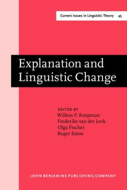 Explanation And Linguistic Change