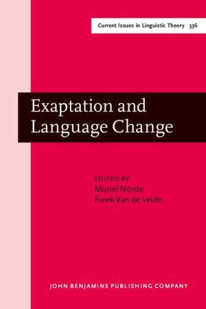 Exaptation and Language Change
