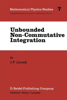 Unbounded Non-Commutative Integration