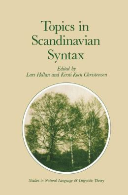 Topics in Scandinavian Syntax