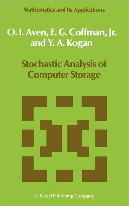 Stochastic Analysis of Computer Storage