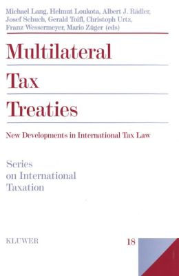 Multilateral Tax Treaties