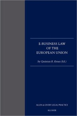 E-Business Law of the European Union