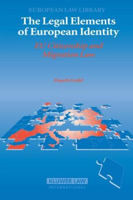Legal Elements Of European Identity