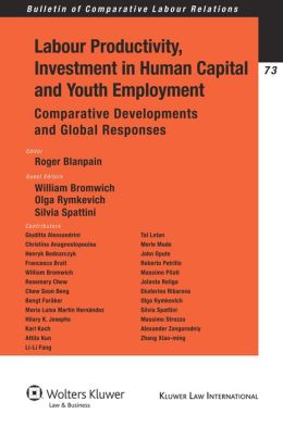 Labour Productivity, Investment in Human Capital and Youth Employment