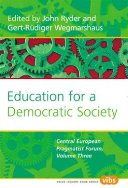 Education For A Democratic Society