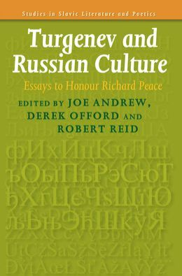Turgenev And Russian Culture