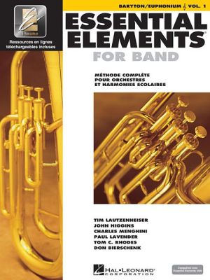 Essential Elements EE2000 Baritone/Euphonium T.C.: French Edition