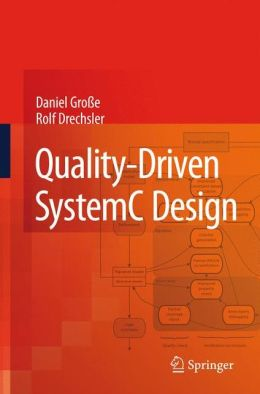 Quality-Driven SystemC Design