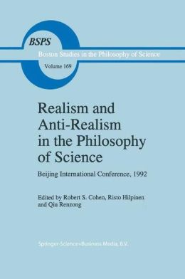 Realism and Anti-Realism in the Philosophy of Science