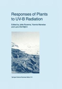 Responses of Plants to UV-B Radiation