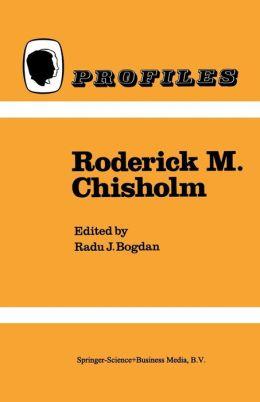 Roderick M. Chisholm