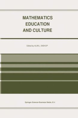 Mathematics Education and Culture