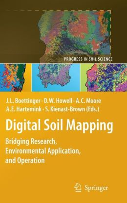 Digital Soil Mapping: Bridging Research, Environmental Application, and Operation
