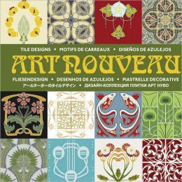 Art Nouveau Tile Designs