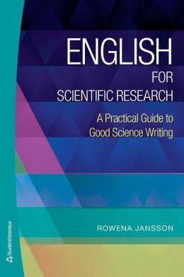 English for Scientific Research