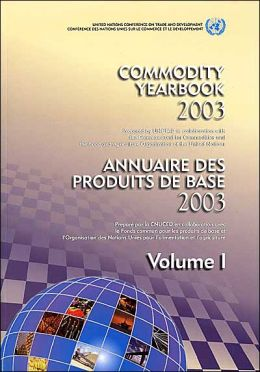 UNCTAD Commodity Yearbook Two Volume Set