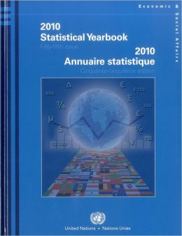 Statistical Yearbook: Fifty-fifth Issue