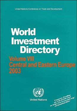 World Investment Directory Central and Eastern Europe