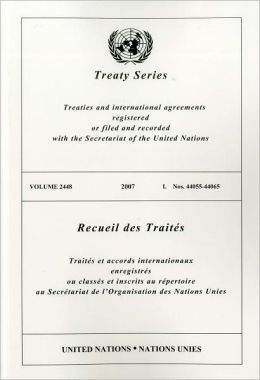 Treaty Series 2448