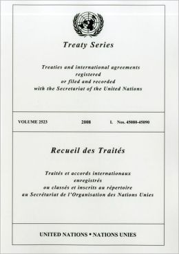 TREATY SERIES 2523 Nos. 45080-45090