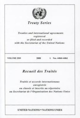 Treaty Series 2509: Nos 44860-44861