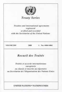 Treaty Series 2509: Nos 44860-44861