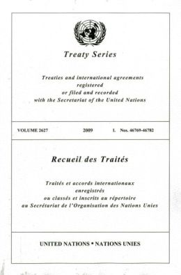 Treaty Series 2627 I: Nos. 46769-46782