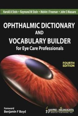Ophthalmic Dictionary and Vocabulary