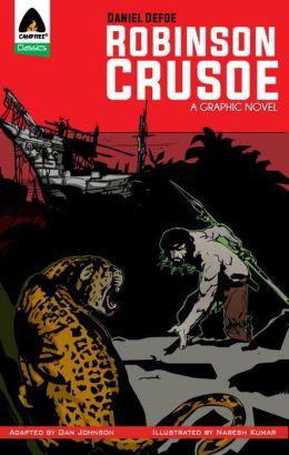 Robinson Crusoe: Campfire Graphic Novel
