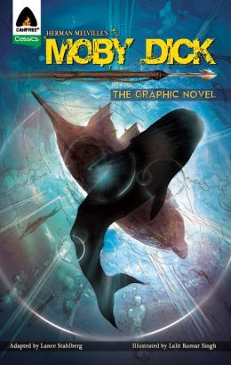 Moby Dick: Campfire Graphic Novel