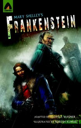 Frankenstein: Campfire Graphic Novel