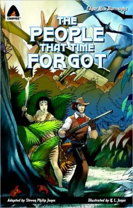 The People That Time Forgot: Campfire Graphic Novel