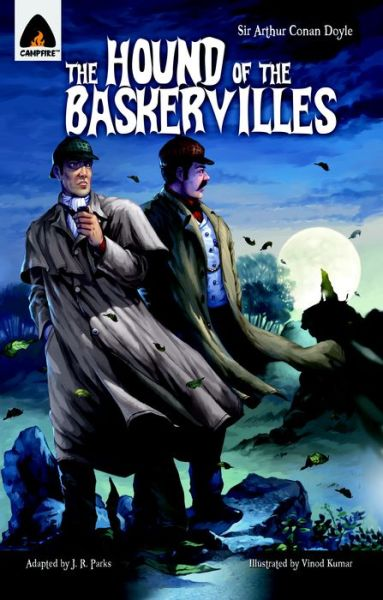 The Hound of the Baskervilles: Campfire Graphic Novel