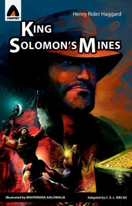 King Solomon's Mines: Campfire Graphic Novel