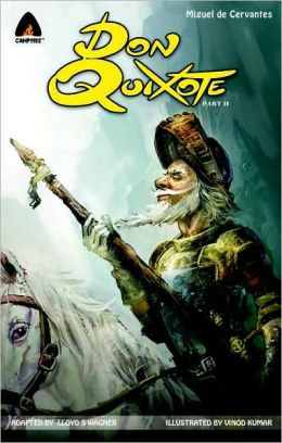Don Quixote, Part II: Campfire Graphic Novel