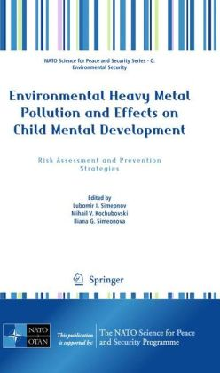 Environmental Heavy Metal Pollution and Effects on Child Mental Development: Risk Assessment and Prevention Strategies