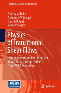 Physics of Transitional Shear Flows: Instability and Laminar-Turbulent Transition in Incompressible Near-Wall Shear Layers