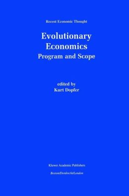 Evolutionary Economics: Program and Scope
